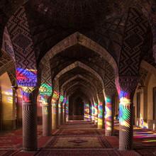 Philipp Weindich, Illumination (Iran, Asien)