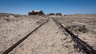 Dennis Wehrmann, diamant restricted kolmanskop namibia, diamantensperrgebiet kolmanskuppe namibia (Namibia, Afrika)