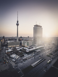 Ronny Behnert, Alexanderplatz Berlin (Germany, Europe)