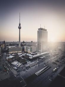 Ronny Behnert, Alexanderplatz Berlin (Deutschland, Europa)