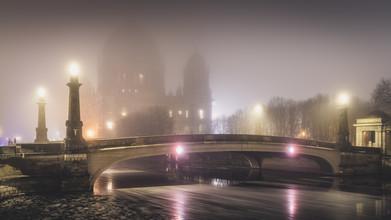Ronny Behnert, Berliner Dom im Nebel (Deutschland, Europa)