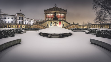 Ronny Behnert, Old National Gallery Panorama Berlin (Germany, Europe)