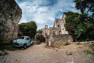 Andi Weiland, blue car (Frankreich, Europa)