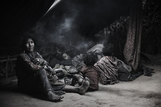 Jan Møller Hansen, The Last Hunters-Gatherers of the Himalayas (Nepal, Asia)