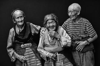 Jan Møller Hansen, Tibetan refugees in Nepal (Nepal, Asia)