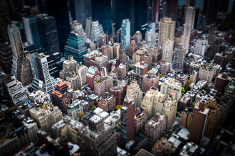 Little Big Apple #2 - fotokunst von Roman Becker