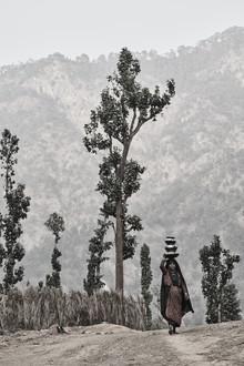 Jan Møller Hansen, Raute woman (Nepal, Asien)
