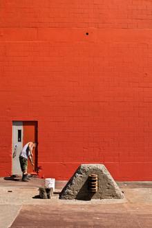 Thomas Neukum, Red Wall (Canada, North America)