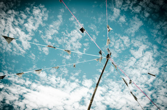 Gabriele Brummer, Look up! (Thailand, Asien)