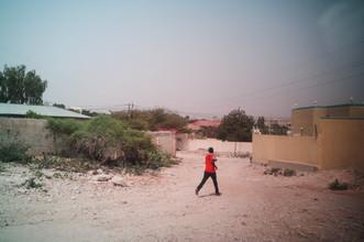Piero Chiussi, Somaliland (Somalia, Afrika)