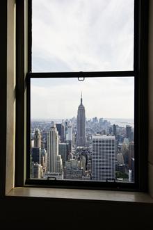 Daniel Schoenen, Fenster (Vereinigte Staaten, Nordamerika)