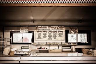 no sandwich for you. - fotokunst von Florian Paulus