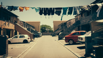 Dennis Wehrmann, Streetphotography ownship Langa | Cape Town (South Africa, Africa)
