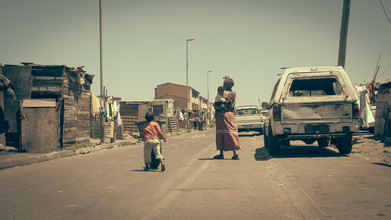 Dennis Wehrmann, Streetphotography township Langa   Cape Town   South Africa 2015 (Südafrika, Afrika)