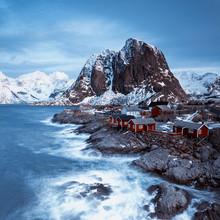 Eva Stadler, Hamnøy - Lofoten islands (Norwegen, Europa)