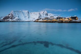 Eva Stadler, Sakrisøy & Reinebringen // Lofoten islands, Norway (Norwegen, Europa)