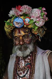 Jan Møller Hansen, Sadhu (Nepal, Asien)