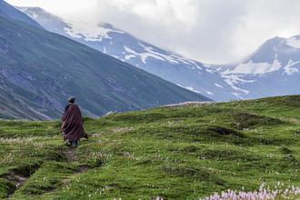 Sher Ali, Der Reisende (Pakistan, Asien)
