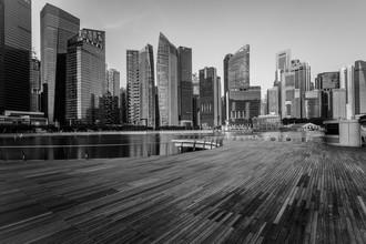 Sebastian Rost, Singapur 3:2 s/w (Singapur, Asien)