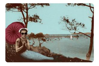 Larvol Marianne, Vacances en Bretagne /3 (Frankreich, Europa)