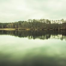 Sebastian Rost, See in Brandenburg (Deutschland, Europa)