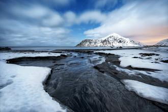 Michael Stein, Priel im Licht des Vollmondes (Norwegen, Europa)