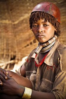 Miro May, Turmi (Äthiopien, Afrika)