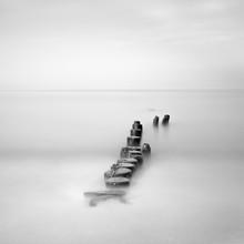 breakwater - fotokunst von Holger Nimtz