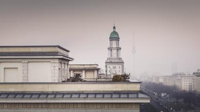 Ronny Behnert, Frankfurter Allee Berlin (Deutschland, Europa)