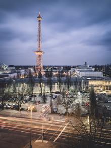 Ronny Behnert, Messegelände Funkturm Berlin (Germany, Europe)