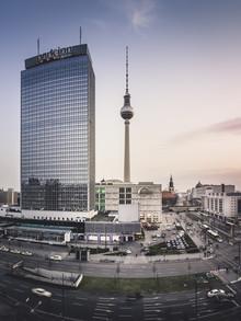 Ronny Behnert, Alexanderplatz (Deutschland, Europa)
