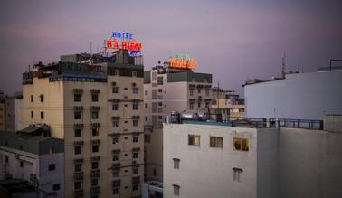 Jörg Carstensen, Hotel Ha Hien (Vietnam, Asien)
