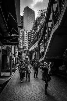 Michael Schaidler, Honkong Island (Hong Kong, Asien)
