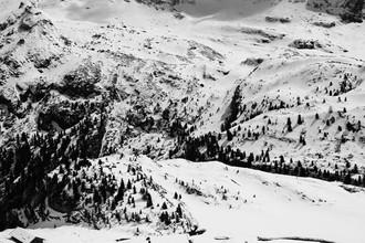 Rolf Bökemeier, winterliche Alpen (Österreich, Europa)