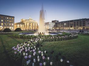 Brandenburger Tor Berlin - fotokunst von Ronny Behnert