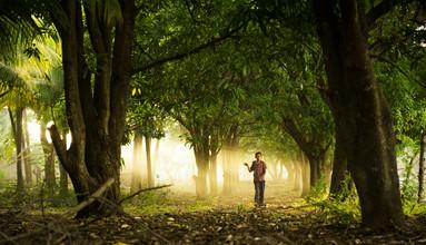Lucas Paolo K, sunset greetings (Nicaragua, Lateinamerika und die Karibik)