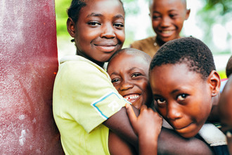 Oliver Ostermeyer, Cameroun Kids (Cameroon, Africa)