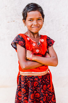 Oliver Ostermeyer, India Girl (India, Asia)