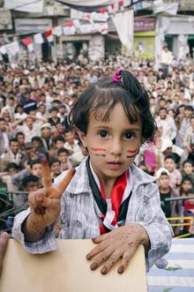 Martin Von Den Driesch, Revolution in Yemen, I (Yemen, Asia)