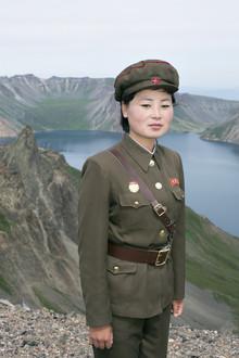 Martin Von Den Driesch, Auf dem heiligen Berg Paektusan. Nordkorea, 2014 (Nordkorea, Asien)