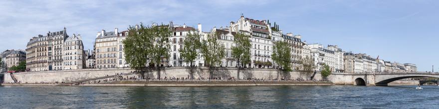 Jörg Faißt, Seineufer - Paris (Frankreich, Europa)