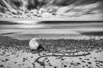 Boje - fotokunst von Holger Nimtz
