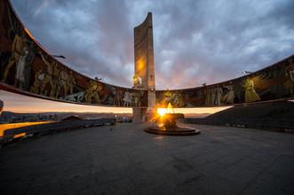 Philipp Weindich, Zaisan Sunrise (Mongolei, Asien)