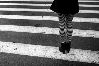Rob Smith, Zebra Tights (China, Asien)