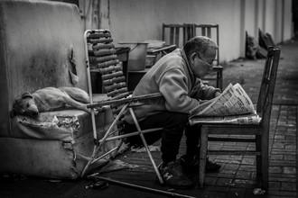 Rob Smith, Man and Dog (China, Asia)