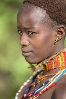 Miro May, Hamer Girl (Ethiopia, Africa)