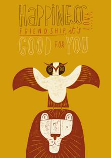 Jean-Manuel Duvivier, Friendship is good for you (Belgium, Europe)