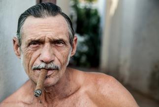 Steffen Rothammel, Raucherpause II (Amerikanische Jungferninseln, Lateinamerika und die Karibik)
