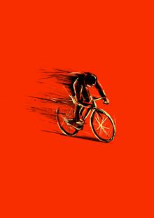 Enzo Lo Re, Bike run (Italien, Europa)