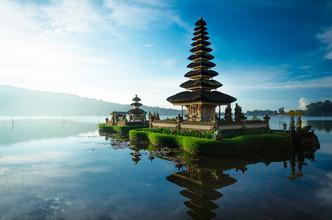Christian Seidenberg, Pura Bratan Bali (Indonesia, Asia)